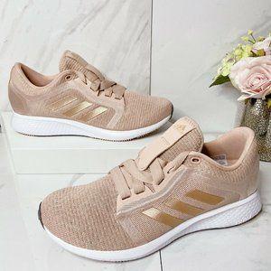 Adidas Edge Lux 4 Womens Road Running Shoe Tan